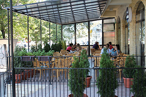 coffee lounge focsani